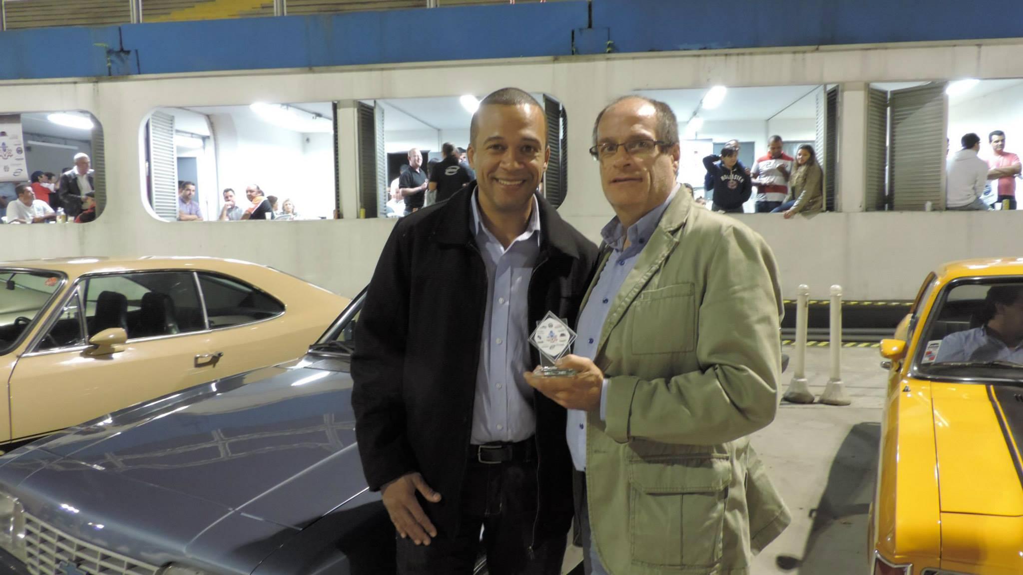 Homenagem pela Participação aos Sócios do Clube do Opala de São Paulo