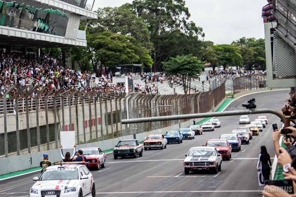 Old Stock Race 2016 - Primeira Prova em Interlagos - 21/02/2016