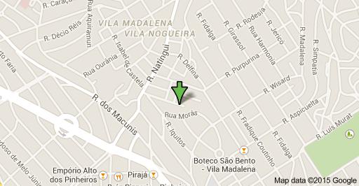 NOVO LOCAL DO ENCONTRO MENSAL A PARTIR DE MARÇO 2015 - Rua Manoel Henrique Lopes, nº 33 na Vila Madalena