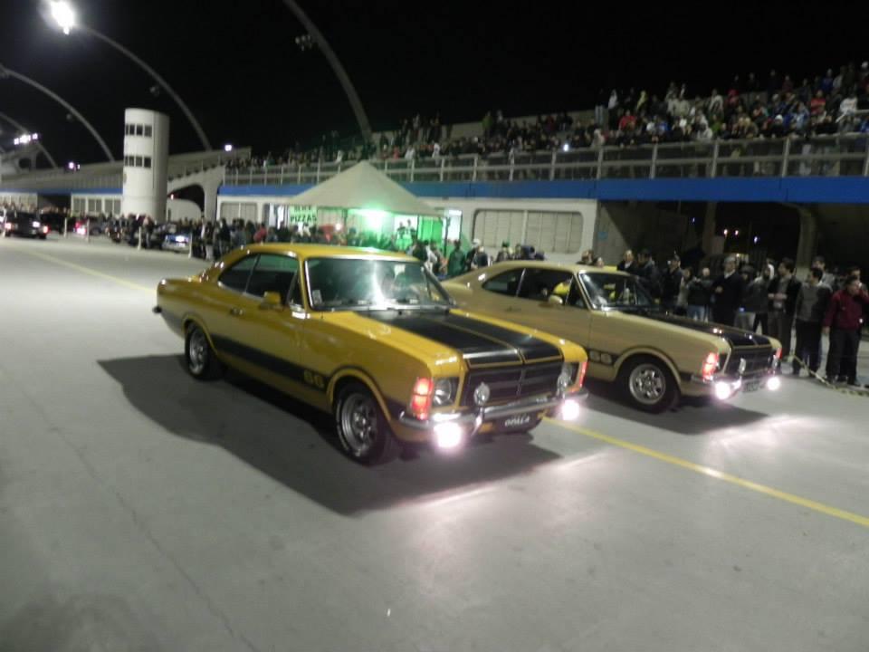 Noite do Opala 2014 - Realizada em 29 de Julho no Sambódromo do Anhembi