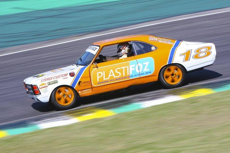 Old Stock Race - Treino realizado em 22/08/2015 - Interlagos